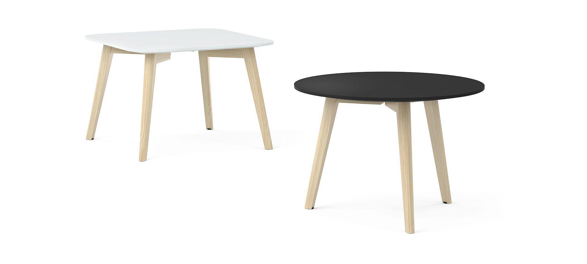 TABLE BASSE RONDE NOVA WOOD
